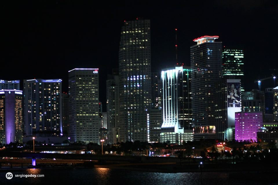 Downtown, Miami, FL.
